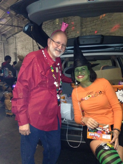 trunk or treat.frank and nancy.2015